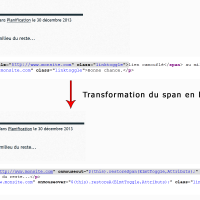 Tag-to-Link : améliorer le PageRank Sculpting