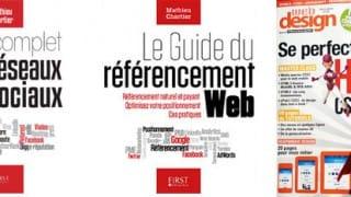 Publications et livres web de Mathieu Chartier en 2013