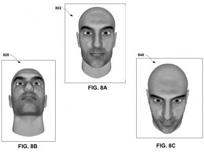 Reconnaissance faciale Google et détection des visages