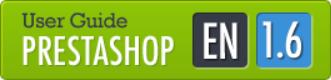 Logo documentation Prestashop 1.6