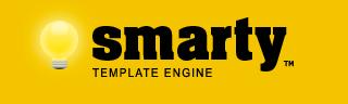 Logo Smarty - Framework PHP utilisé dans Prestashop