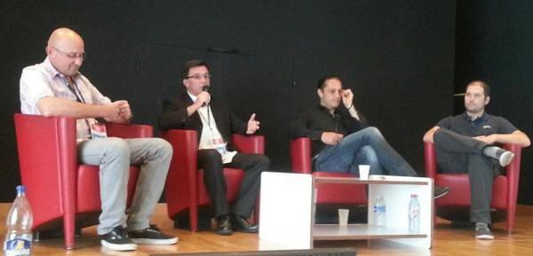 Les Dinos du SEO avec Olivier Andrieu, Sylvain Richard, Laurent Bourrelly et Olivier de Ségonzac
