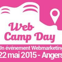 Logo Web Camp Day Angers 2015