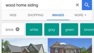 Brève SEO : Google Images propose des filtres sur mobile