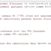 Optimiser son référencement (SEO) avec le fichier .htaccess d'Apache