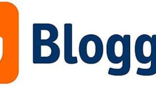 Logo de Blogger