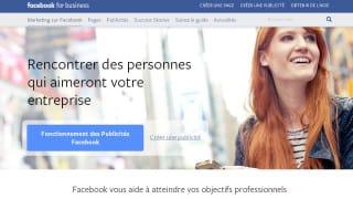 Facebook for business (Facebook Ads) - France