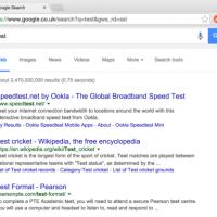 Google teste le scroll infini dans ses pages de résultats (SERP)