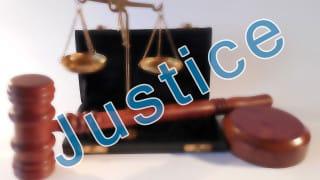 Justice, législation et droit