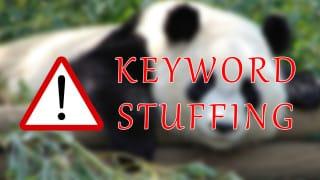 Bourrage de mots clés (Keyword Stuffing) sur Google