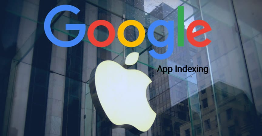 Apple (iOS 9) et l'App Indexing de Google sans boost SEO