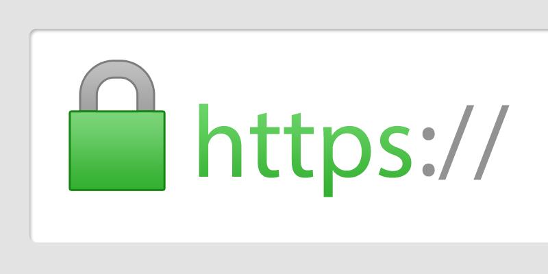Site web HTTPS (critère de ranking Google)