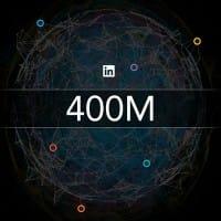 Plus de 400 millions d'utilisateurs sur Linkedin (10/2015)