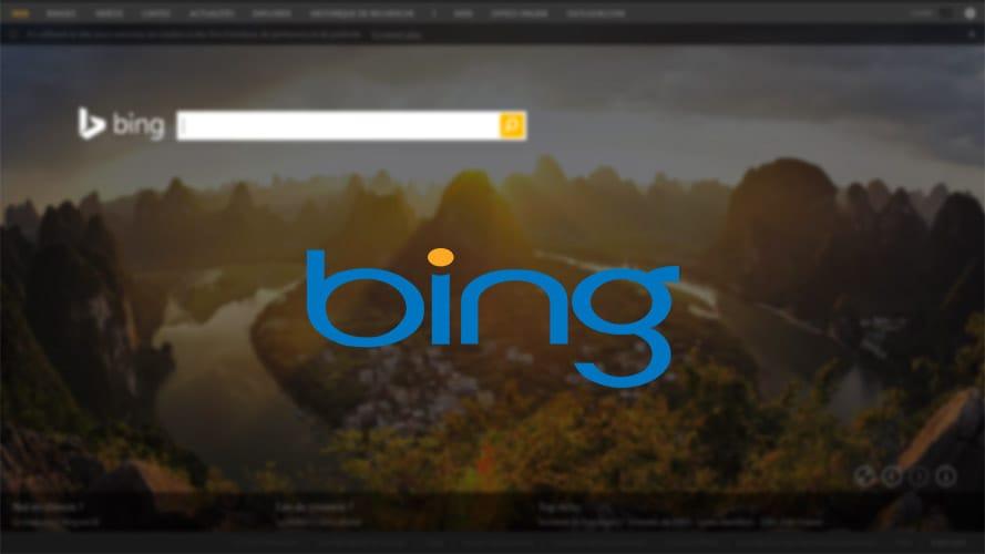 Bing est un moteur de recherche rentable