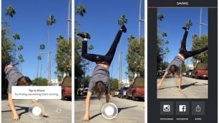 Boomerang, l'application mobile lancée par Instagram pour faire des mini-vidéos en boucle