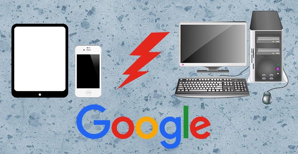 Plus de 50% de recherches via mobiles sur Google dans le monde !