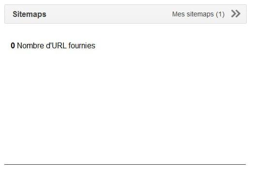 Problème d'affichage des Sitemaps XML dans Google Search Console