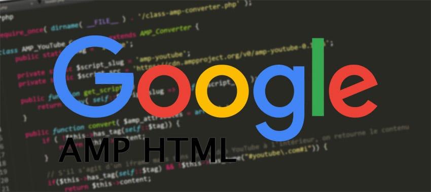 Google et l'AMP HTML