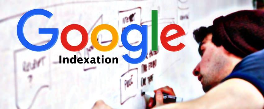 Google : indexation de contenus et de pages web