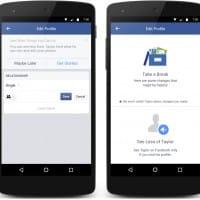 Options pour mieux gérer les relations et ruptures sur Facebook (test)