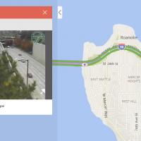Bing Maps affiche des caméras de trafic désormais...