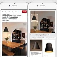 Recherche visuelle dans les Pins sur Pinterest
