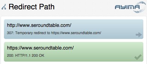 """Redirection 307 """"interne"""" et transparente pour Google avec HTTPS et HSTS"""