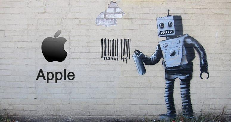 AppleBot, le robot d'Apple, suit les directives de Google dans un fichier robots.txt