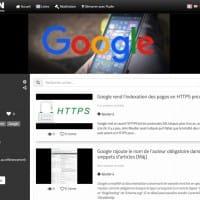 Liste de liens indexés dans Puzlin (curation de contenus)