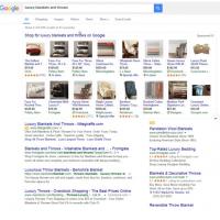 Google Shopping affiche 16 résultats au-dessus des SERP (test)