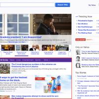 Yahoo News basé sur les données des utilisateurs via du machine learning