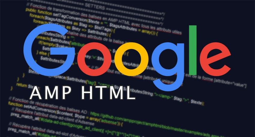 Google : indexation des pages en AMP HTML et boost SEO sur mobile
