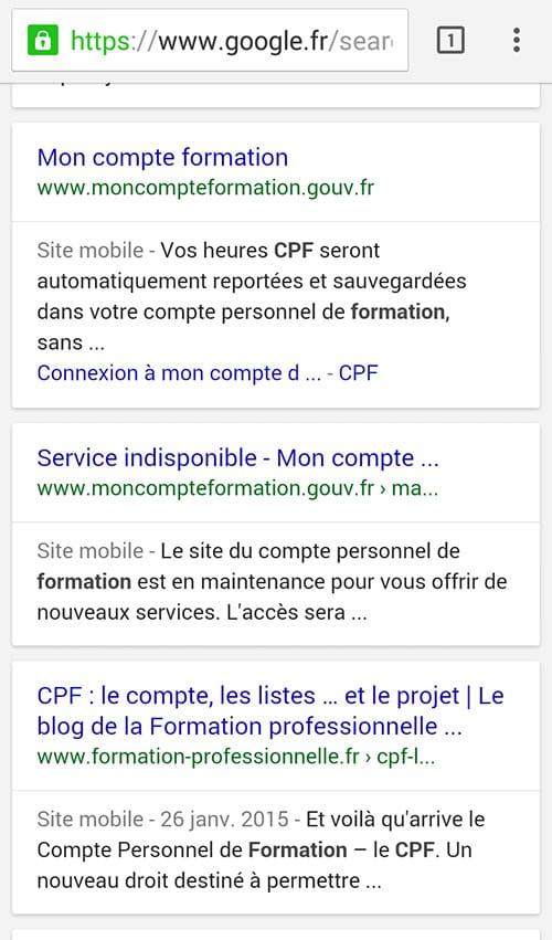 google-label-site-mobile