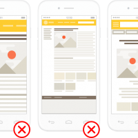 Yandex et son algorithme de positionnement mobile-friendly