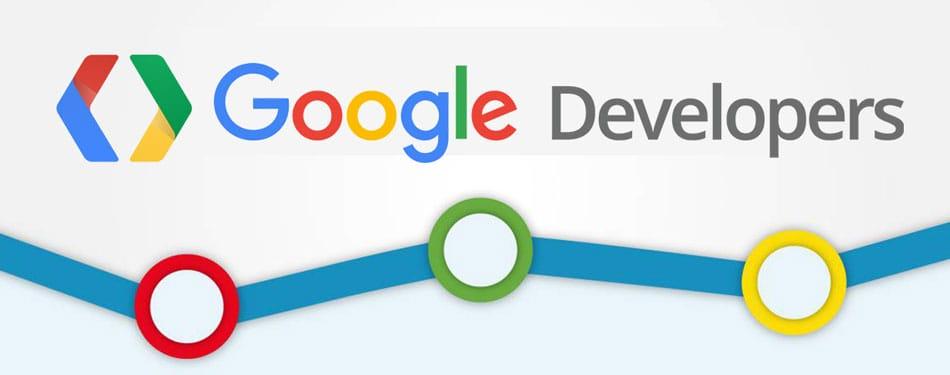 Google developers pour l'usage des API