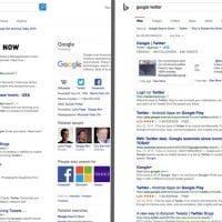 Carousel de tweets dans Bing