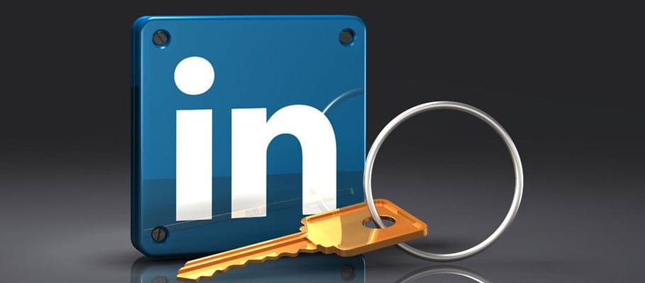 Linkedin, réseau social professionnel, et la sécurité