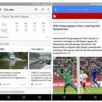 Google Actualités passe en AMP sur les mobiles en France