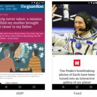Google ajoute le format AMP dans Google Play Kiosque sur Android et iOS