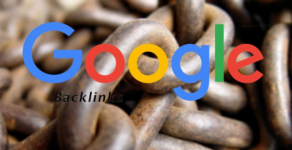 Backlinks et liens entrants dans la Google Search Console