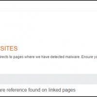 Bing webmaster tools indique les programmes malveillants et le phishing pour aider les webmasters