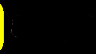 Logo du réseau social mobile et éphémère SnapChat