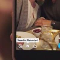 Memories, application mobile pour conserver les snaps privés sur SnapChat