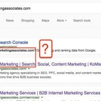 Suppression du nombre de résultats et de la vitesse dans les SERP de Google