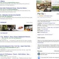 Témoignages de clients dans le Knowledge Graph et les SERP de Google