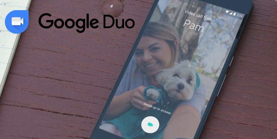 Présentation de Google Duo, une app mobile pour conversation vidéo à deux