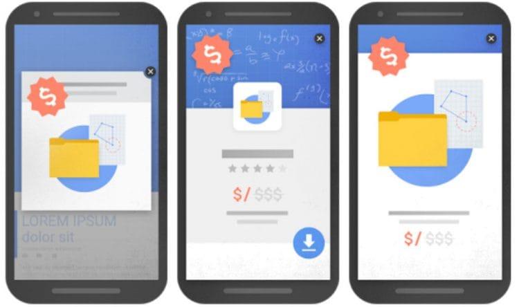 Google prévoir une pénalité pour les interstitiels intrusifs le 10 janvier 2017