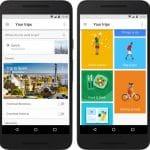 Présentation de Google Trips, l'application mobile offline pour les voyageurs