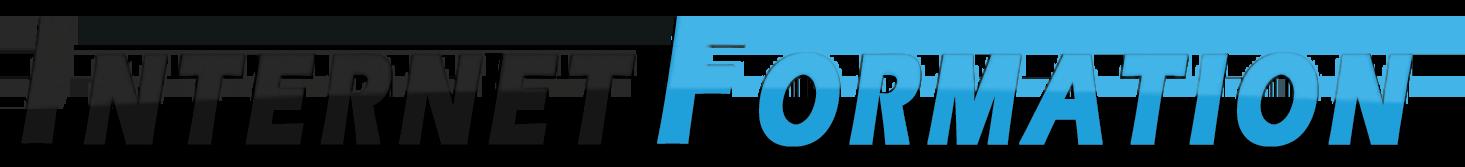 Logo de l'agence web et centre de formation web Internet-Formation