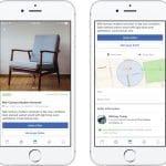 Recherches de produits et fiche produit détaillée dans Facebook MarketPlace